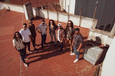 """Il reggae dei Quartiere Coffee torna a vibrare, il nuovo singolo """"Back in Town"""" ne celebra la reunion"""