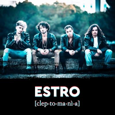 """In radio il nuovo singolo degli ESTRO  """"Cleptomania"""" (cover del grande successo degli Sugarfree)"""