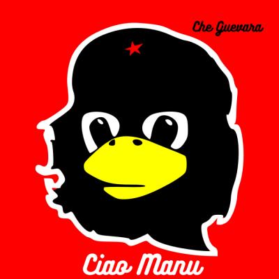 Il 12 gennaio scoppia la revolución con CIAO MANU e il suo CHE GUEVARA