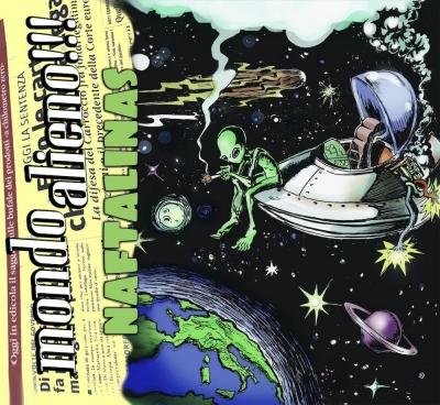 """Naftalinas """"Mondo Alieno!!!"""" il nuovo singolo estratto dall'album d'esordio dell'istrionica band"""