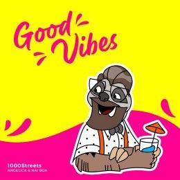 """1000STREETS & Angelica feat. Nai Boa  """"Good Vibes"""" è il secondo singolo di una delle orchestre più apprezzate d'Italia"""