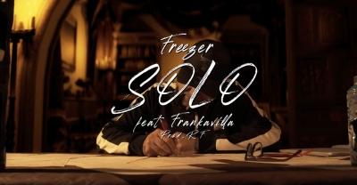 E' uscito Solo, il nuovo singolo di Freezer feat Frankavilla