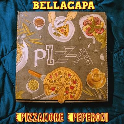 Pizzamore Peperoni, secondo singolo di Bellacapa dal suo Album Infinito