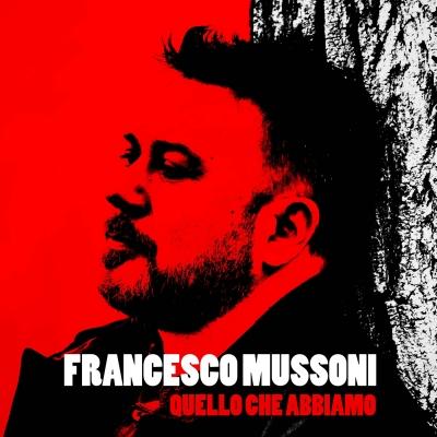 """""""Quello che abbiamo"""" di Francesco Mussoni"""