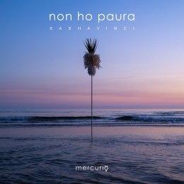 """SASHA VINCI  """"Non ho paura""""  è il nuovo singolo estratto da Mercurio, progetto cantautorale dell'artista e performer siciliano"""