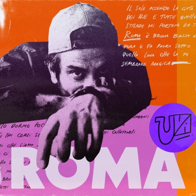 ROMA: il nuovo singolo di UVA disponibile dal 18 giugno