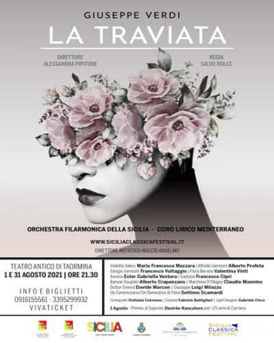 Al via Sicilia Classica Festival il primo agosto al Teatro  Antico di Taormina
