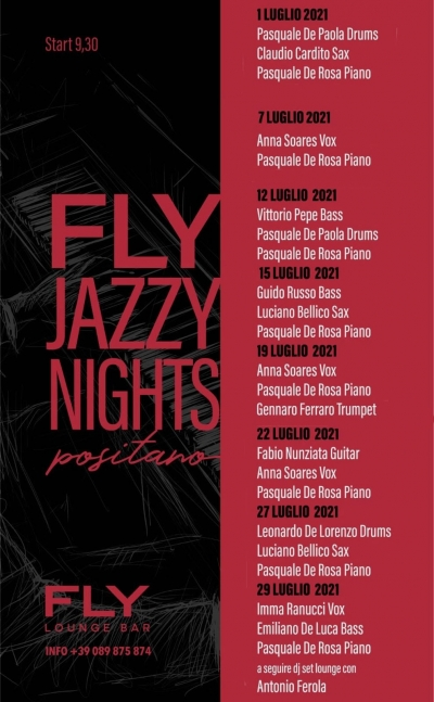 Fly Jazzy Nights