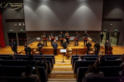 """Le """"Serenate"""" con i Fiati della Nuova Orchestra Scarlatti, a Napoli sabato 17 luglio"""