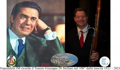 il Tenore Giuseppe Di Stefano nel 100° dalla nascita 1921 - 2021