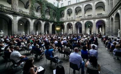 Concerto con musiche di Mozart, Schubert, e giovani talenti campani