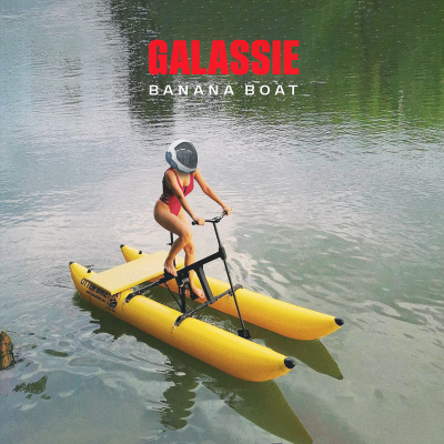 BANANA BOAT è il nuovo singolo delle GALASSIE fuori il 23 luglio