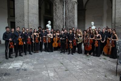 Marco Frisina dirige l'Orchestra Scarlatti Young, porte aperte al pubblico