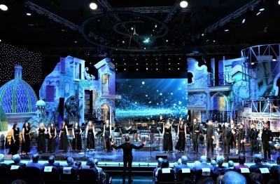 """""""That's Napoli Live Show"""" spettacolo musicale ideato e diretto dal Maestro Carlo Morelli"""