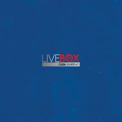 Dal 6 Agosto, nei migliori negozi online, Casa Sanremo Live Box Compilation 2021 il progetto discografico firmato SPC Sound & Gruppo Eventi!