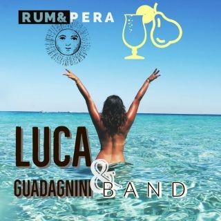 """LUCA GUADAGNINI & BAND """"Rum & pera"""" è il nuovo singolo del cantautore dei Castelli Romani"""
