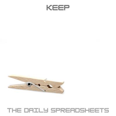 Vi presentiamo progetto solista The Daily Spreadsheets