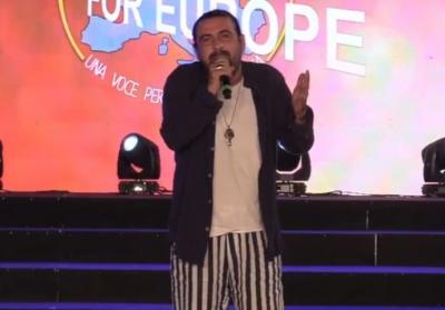 Da Riccione a San Marino, il musicista e cantante Capizzi all'International Festival Partner – Gran Galà dei Festival