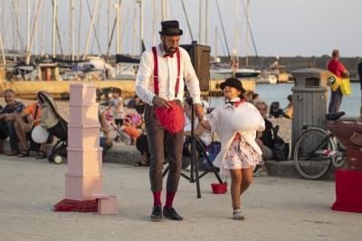 Roma International Buskers Festival: successo per la seconda edizione