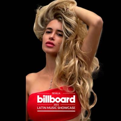 Julia Liros unica artista italiana a Billboard LMS Sevilla 2021