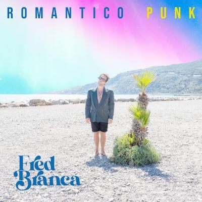 """FRED BRANCA  """"Romantico Punk"""" è l'album d'esordio da solista per il polistrumentista e produttore genovese dalle sonorità elettroniche, pop e r'n'b"""