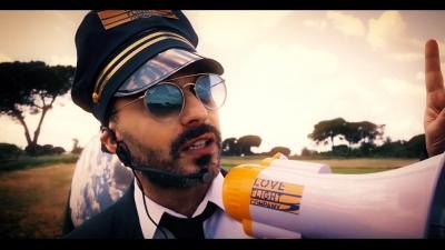 """""""LOVE FLIGHT"""" :   IL DEBUTTO DISCOGRAFICO DI CAPITAIN M."""