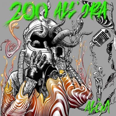 """ALÈM """"200 all'ora"""" è il singolo del giovane artista che si pone come il manifesto futurista della generazione z attraverso sonorità punk, rap e trance music"""